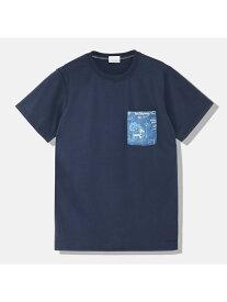 【SALE/30%OFF】Columbia ポーラーパイオニアショートスリーブクルー コロンビア カットソー Tシャツ ネイビー ホワイト ブラック グリーン ブルー【送料無料】