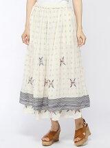 インドの賜物スカート