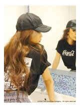 Coca-cola Photo BIG Tシャツ