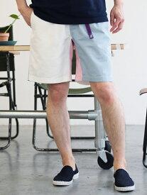 BEAMS MEN GRAMICCI × BEAMS / 別注 クレイジー Gショーツ ビームス メン パンツ/ジーンズ ショートパンツ【送料無料】