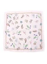 ララチャンコラボ(8ガツ)スカーフ