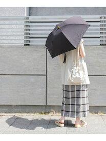 URBAN RESEARCH 【晴雨兼用・折り畳み式】バンブーコンパクトパラソル アーバンリサーチ ファッショングッズ 長傘 ブラック ホワイト【送料無料】