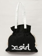 GATHERED CANVAS BAG