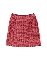 ミックスラメツィードスカート