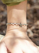 rehacer : Flower Bloom bracelet & Anklet