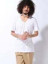 スラブ無地半袖カットソー・Tシャツ6PUJP(日本限定)