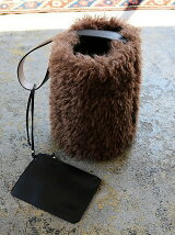 Ecofur Bucket Bag