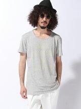 メッセージプリント半袖Tシャツ・カットソーSPU
