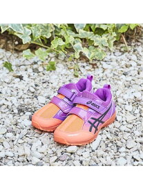 【SALE/30%OFF】asics (K)《アシックス公式》 子供靴 運動靴 【スニーカー】 SUKU2(スクスク)【TOPSPEED MINI-ZERO3】 アシックスウォーキング シューズ キッズシューズ パープル ホワイト【送料無料】