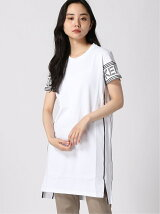 (W)Kenzo Sport Side Line Tee Dress