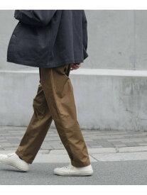 DOORS FORK&SPOON イージーコックパンツ アーバンリサーチドアーズ パンツ/ジーンズ パンツその他 カーキ ブラック グレー【送料無料】