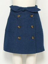 トレンチ台形スカート