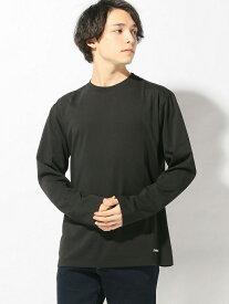 【SALE/30%OFF】Schoffel (M)DRY SKIN SUPER LONG T M ショッフェル カットソー Tシャツ ブラック ホワイト【送料無料】