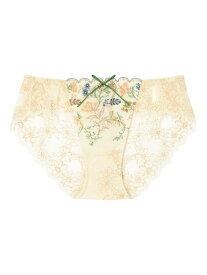 une nana cool Fleur chamomile ショーツ ウンナナクール インナー/ナイトウェア ショーツ ベージュ パープル ネイビー ホワイト グリーン