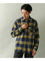 Lee×DOORS-natural- Work Shirts