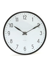 (U)ARNE JACOBSEN Wall Clock Station 160mm