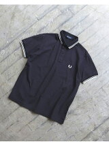 FRED PERRY * BEAMS / 別注 Double Collar Polo Shirt