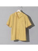 【WEB別注】モダールオープンカラーシャツ