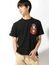 PANDIESTA/(M)PND-NATIONS Tシャツ