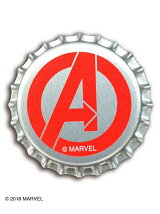 MARVEL COLLECTION/MARVEL COLLECTION/王冠マグネット アベンジャーズ