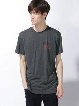 (M)Tシャツ 半袖 バックプリント