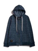 Clayton zip hoodie