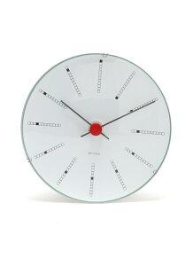 (U)ARNE JACOBSEN Wall Clock Bankers 160mm