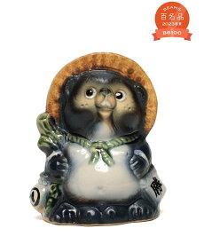 BEAMS JAPAN BEAMS JAPAN / 別注 信楽焼 必勝 藍 たぬき 小(12cm) ビームス ジャパン その他 その他