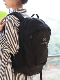 BEAMS BOY ARC'TERYX / MANTIS 26 BACKPACK ビームス ウイメン バッグ リュック/バックパック ブラック【送料無料】