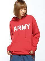 【BROWNY】(L)ARMYパーカー
