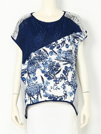 【SALE/50%OFF】Desigual Tシャツショート袖 デシグアル カットソー【RBA_S】【RBA_E】【送料無料】