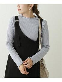 【SALE/64%OFF】Ray Cassin 針抜き襟メロウプチハイプルオーバー レイカズン カットソー Tシャツ ブルー ブラック ベージュ ホワイト