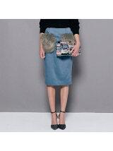 ポケットファータイトスカート