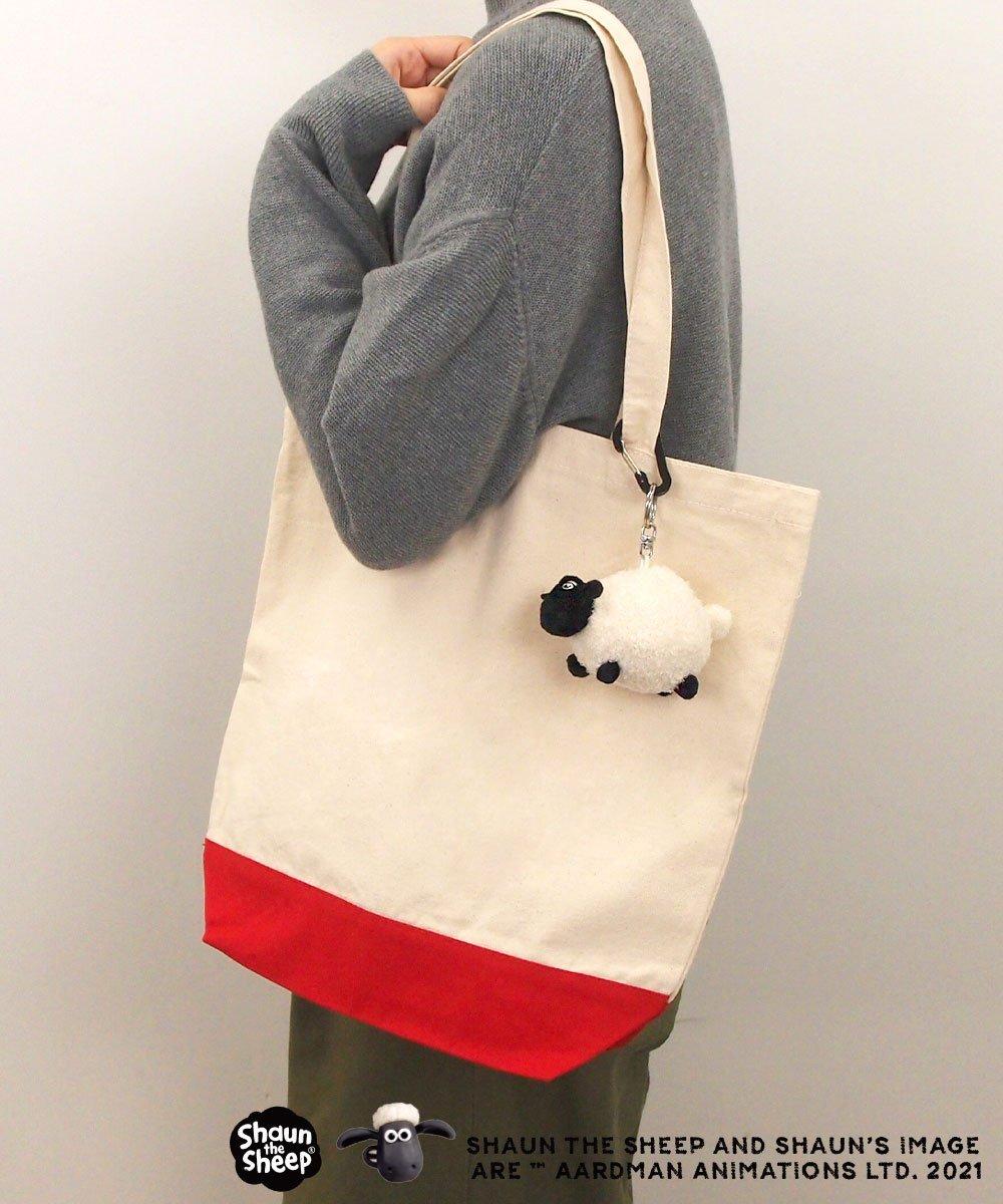 NICI ひつじのショーンキーリング /シャーリー 10cm アントレスクエア ファッショングッズ