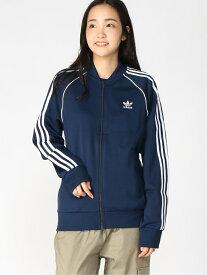 adidas Originals (U)SST TRACK TOP PB/アディカラー クラシック PRIMEBLUE SST トラックジャケット(ジャージ) アディダス スポーツ/水着 ジャージ ネイビー ブラック ブルー レッド【送料無料】