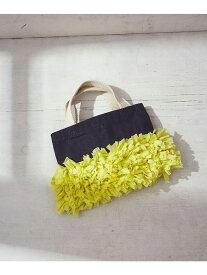 Lilas Campbell LP flower TOTE ナノユニバース バッグ【送料無料】