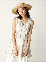 MULTI STRIPE TUNIC