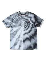 FULL-BK/(M)NEW TYPE TIEDYE TEE 02