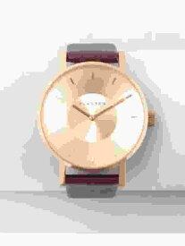 URBAN RESEARCH KLASSE14VOLAREROSEGOLDBROWN42mm アーバンリサーチ ファッショングッズ 腕時計【送料無料】