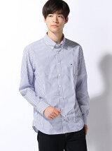 (M)NFストライプシャツ