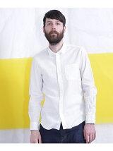 フレンチリネンシャツ L/S