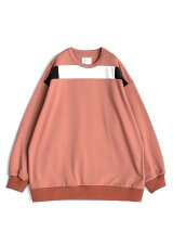 FLEECY FABRIC PULL-OVER