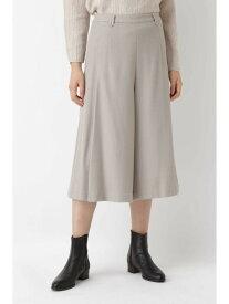 【SALE/40%OFF】HUMAN WOMAN 変形ダイヤパンツ ヒューマン ウーマン スカート スカートその他 グレー ネイビー【送料無料】