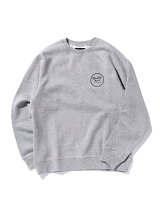 WHEELER CREW FLEECE
