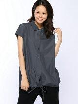 (W)タイプライターシャツ (半袖)