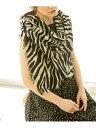 【SALE/30%OFF】NOBLE 【MANIPURI x N.JAM】 プリントスカーフ◆ ノーブル ファッショングッズ マフラー/スヌード ベ…