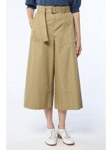 超長綿ツイル パンツ