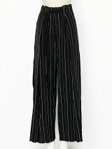 WRAP PANTS STRIPE