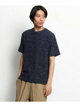 【WEB限定】杢パイル地Tシャツ