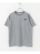 THE NORTH FACE SHORT-SLEEVE Square Logo T-SHIRTS